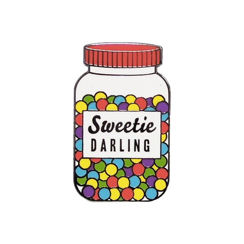 Sweetie Darling Enamel Pin
