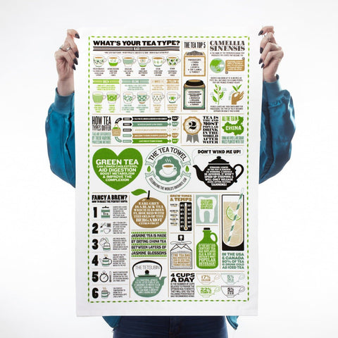 The Tea Tea Towel