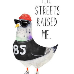 The Streets Raised Me
