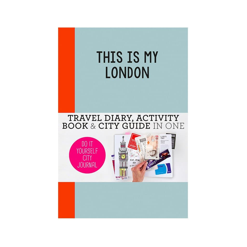 This Is My London Activity Book
