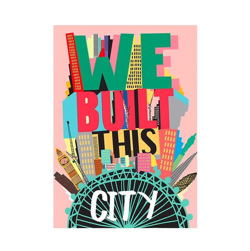 We Built This City Notebook