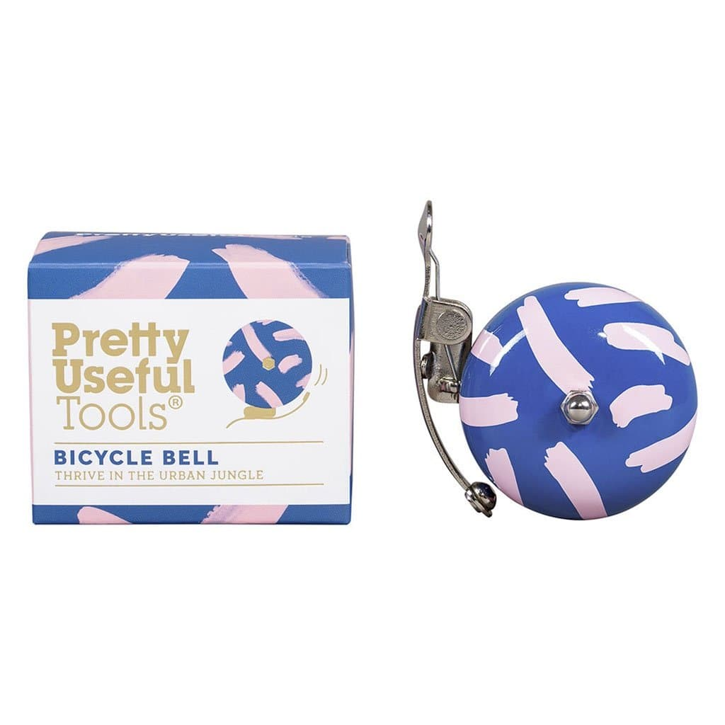 Bicycle Bell - Blue Lagoon Print Small Gifting Pretty Useful Tools for We Built This City 1