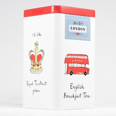 Nice Cup of Tea Caddy