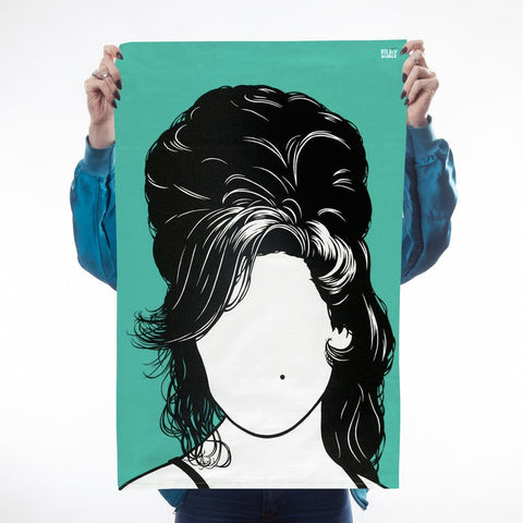 Icons Amy Tea Towel