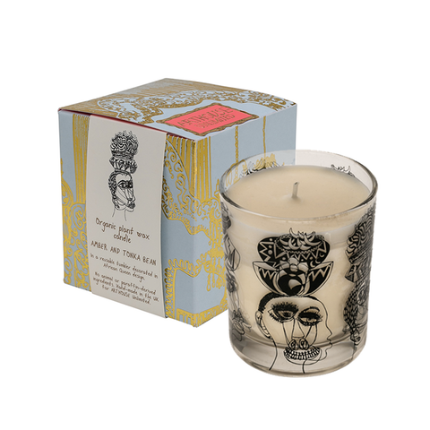 Figureheads Scented Organic Candle