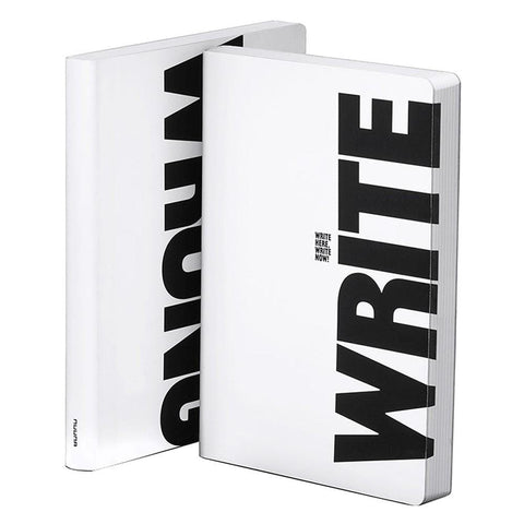 Write Wrong Graphic Large Notebook