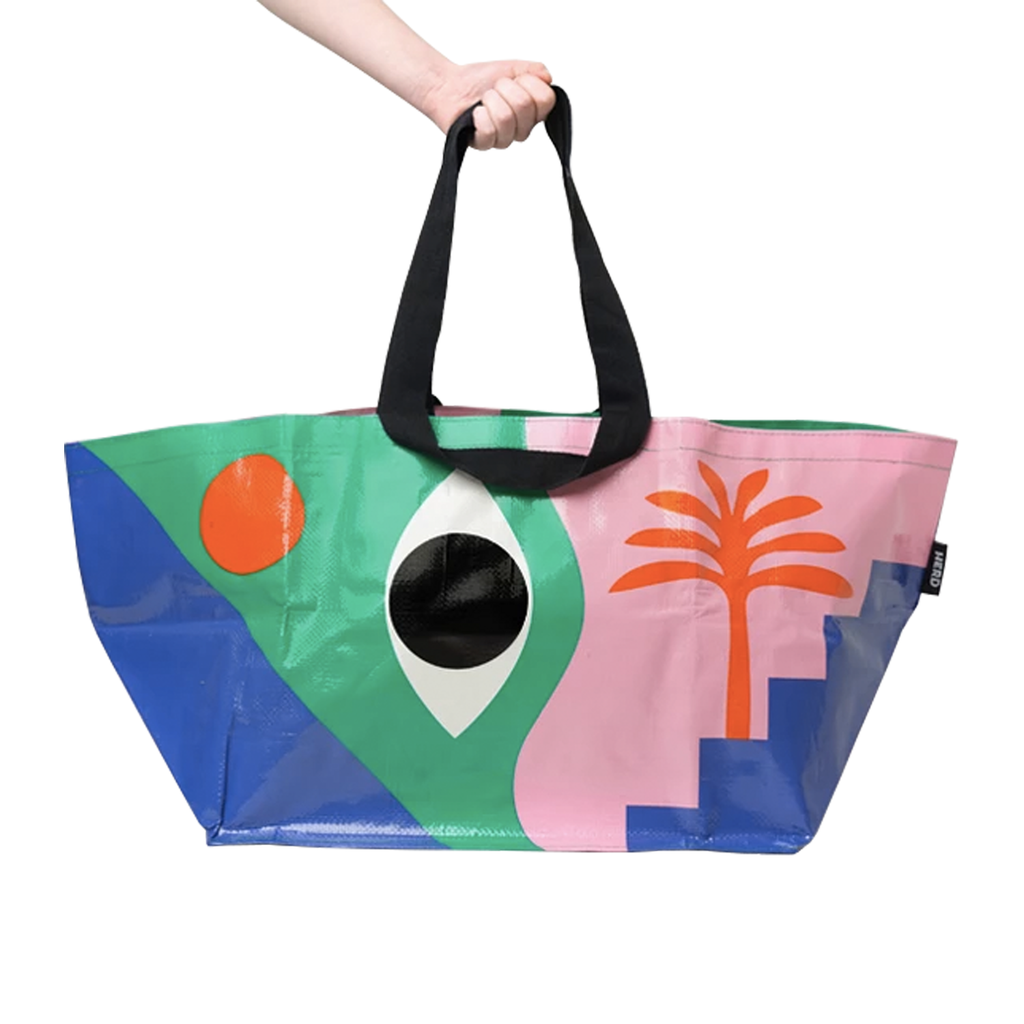 Herd Large Tote Bag - The Eye