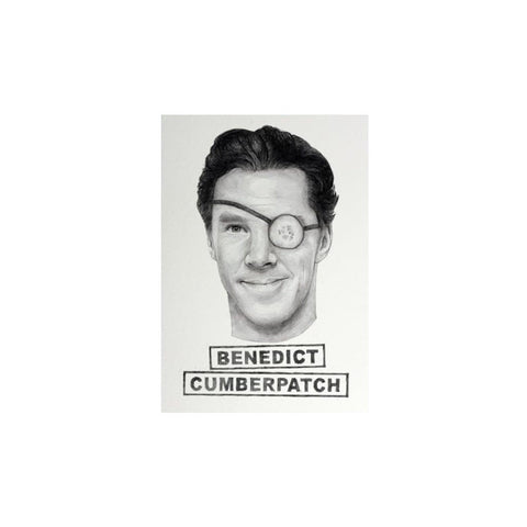 Benedict Cumberpatch card