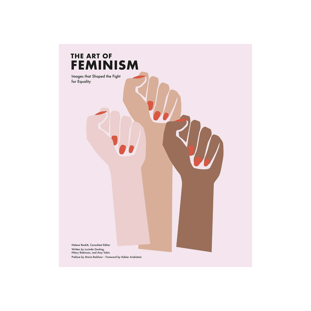 The Art of Feminism Book Books Bookspeed for We Built This City 1