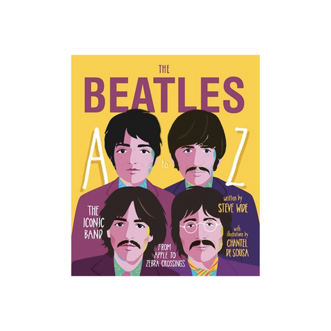 The Beatles A-Z Book