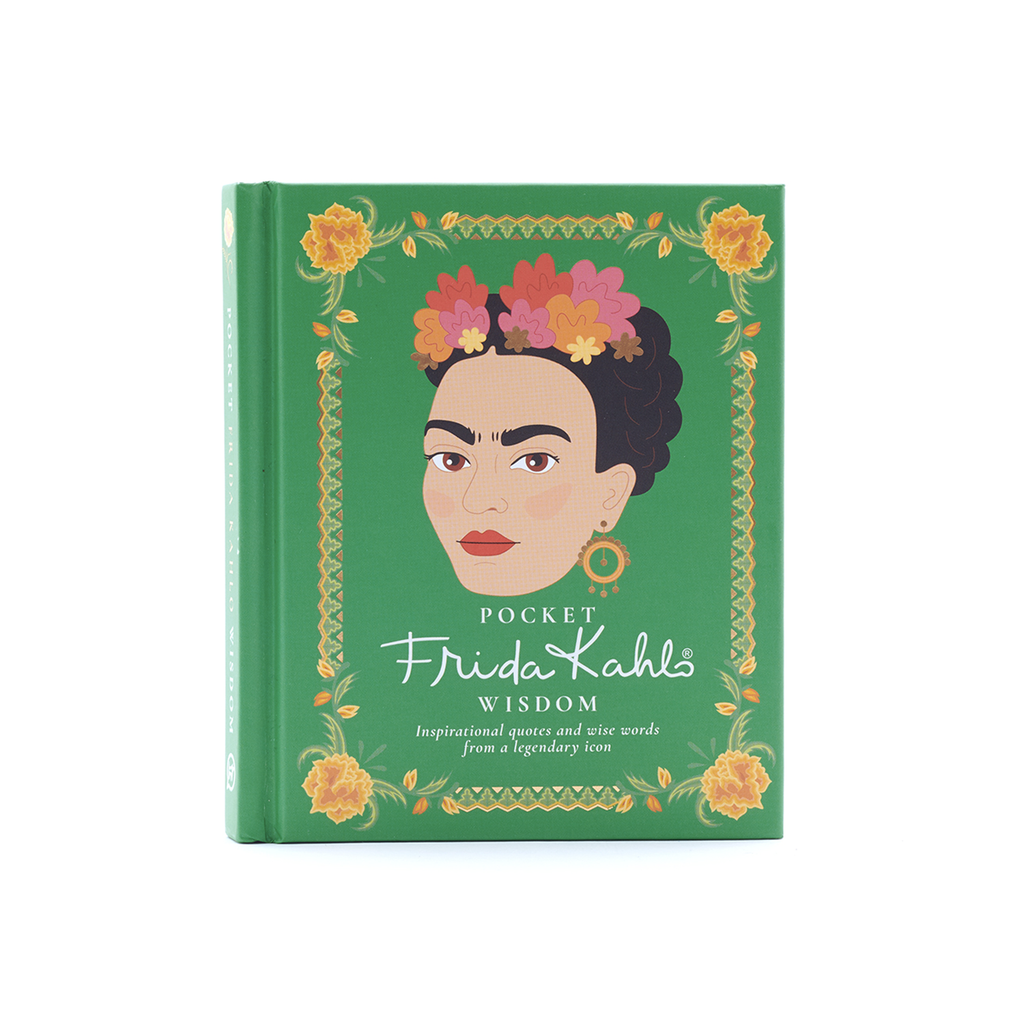 Pocket Frida Kahlo Wisdom Books Bookspeed for We Built This City 1