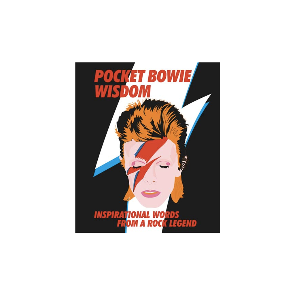 Pocket Bowie Wisdom Books Hardie Grant for We Built This City 1