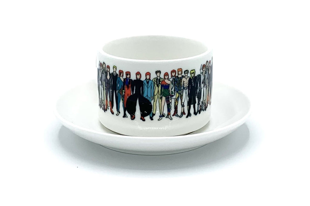 david bowie cup saucer aladdin sane ziggy stardust for We Built This City 3