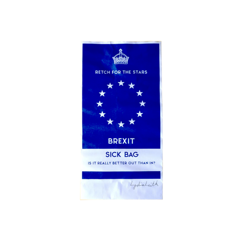 Brexit Sick Bag