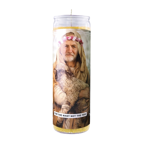 Saint Corbyn Prayer Candle