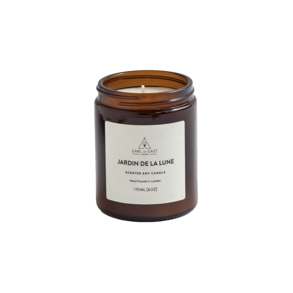 Jardin De La Lune Soy Wax Candle - 170ml