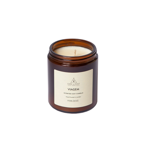 Viagem Soy Wax Candle - 170 ml