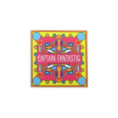 Captain Fantastic card