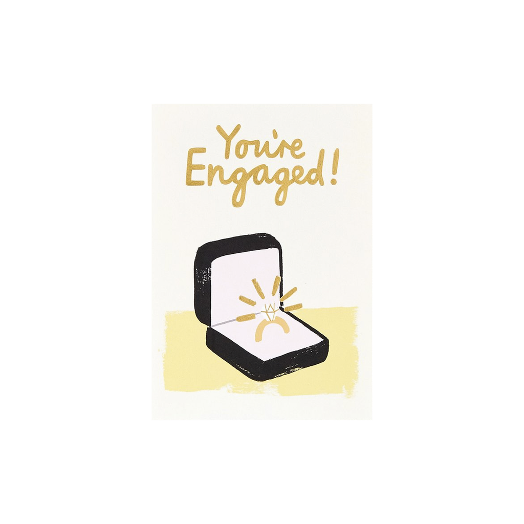 You're Engaged! (card) - Wrap Magazine