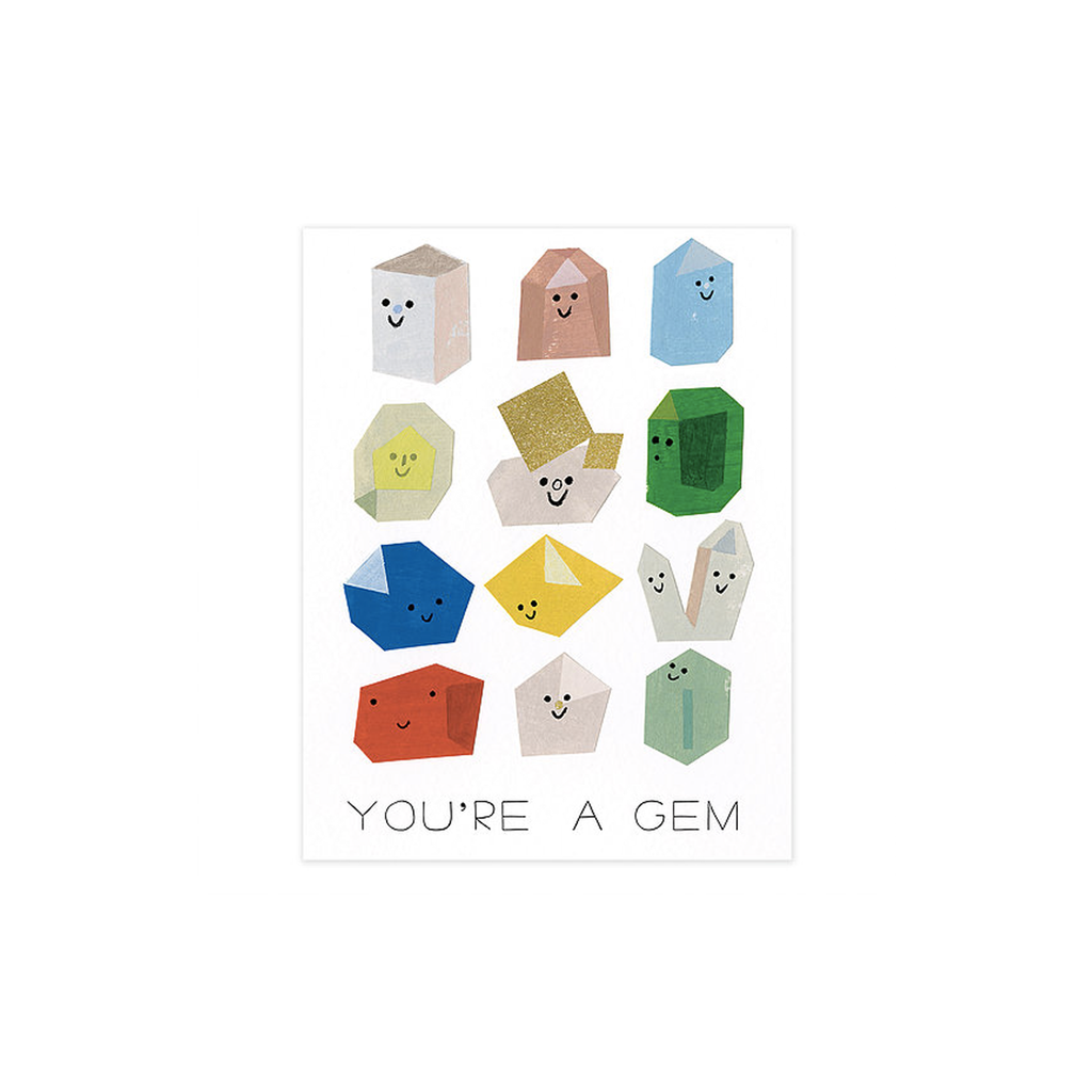 Gem Buddies card