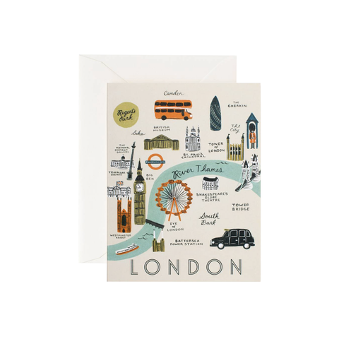 London Map (Card)