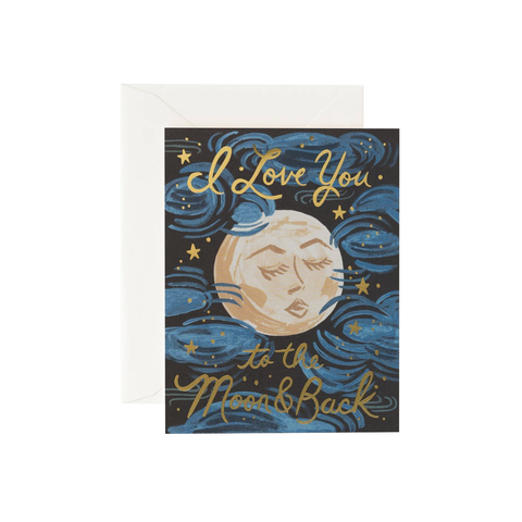 To The Moon and Back (Card)