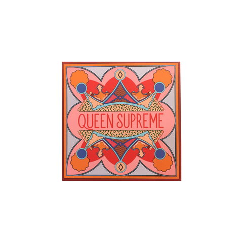 Queen Supreme card