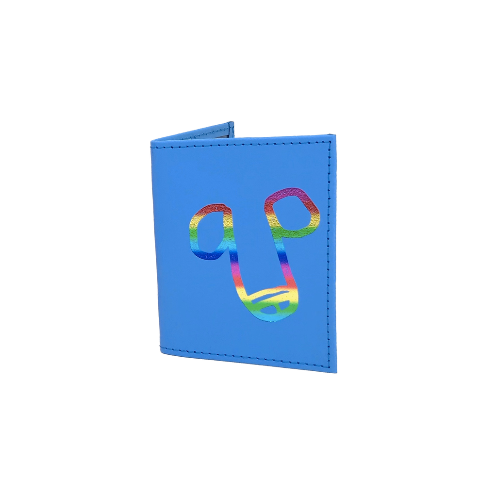 Rainbow Willy Card Holder