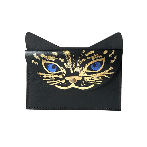 Cat Clutch - Black