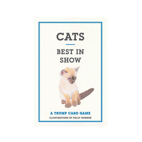 Cats Best In Show Card Game