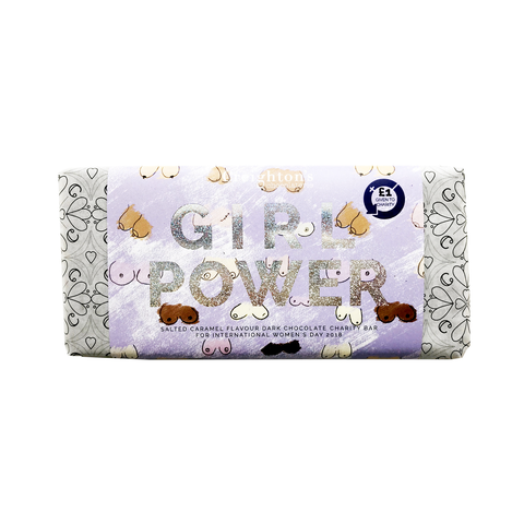 Girl Power Chocolate Bar