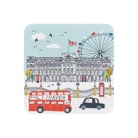 Buckingham Palace Bus Coaster