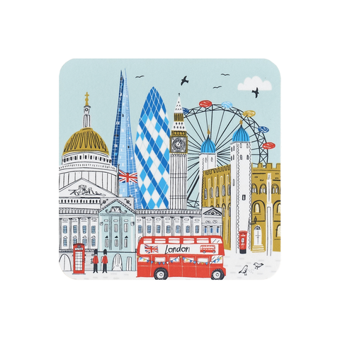 London Skyline Bus Coaster