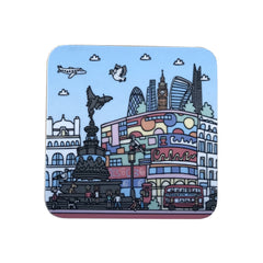 Piccadilly Circus in Summer Coaster