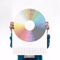 Colour Of Song Art Music Dorothy for We Built This City 1