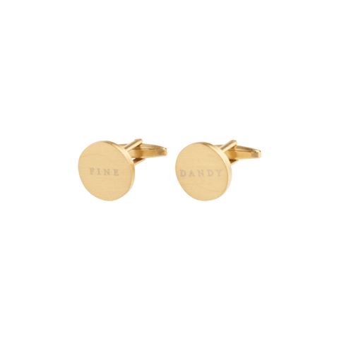Fine and Dandy Cufflinks