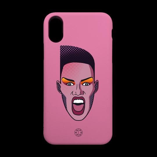 Grace Homage Phone Case - iPhone X
