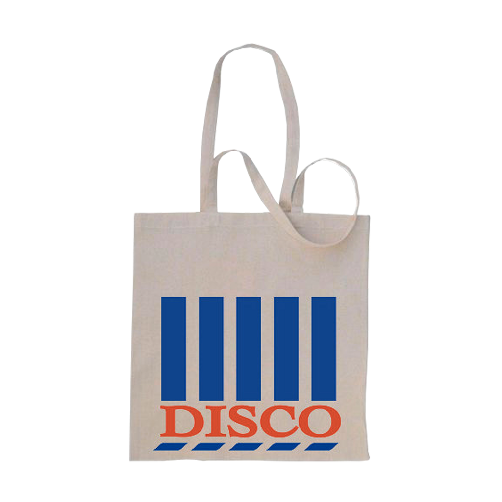 DISCO TESCO Tote Bag Fashion - Tote Modern Chintz for We Built This City 1