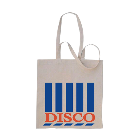 DISCO TESCO Tote Bag