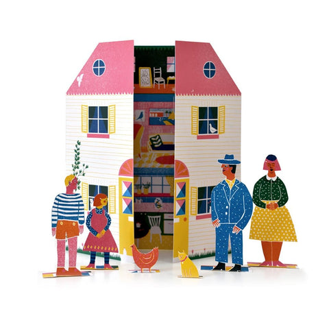 Paper Dolls House