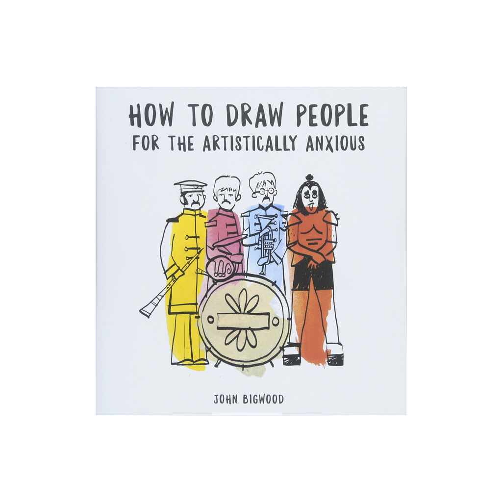 How to Draw People for the Artistically Anxious