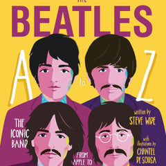 The Beatles A-Z Book Books Bookspeed for We Built This City 2