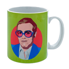 elton john rocketman mug for We Built This City 1