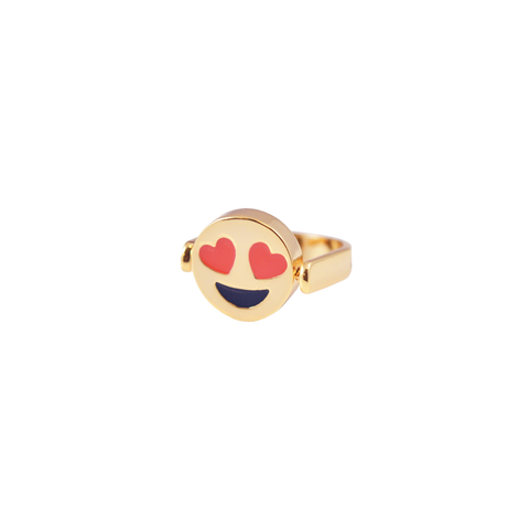 Reservable Emoji Ring