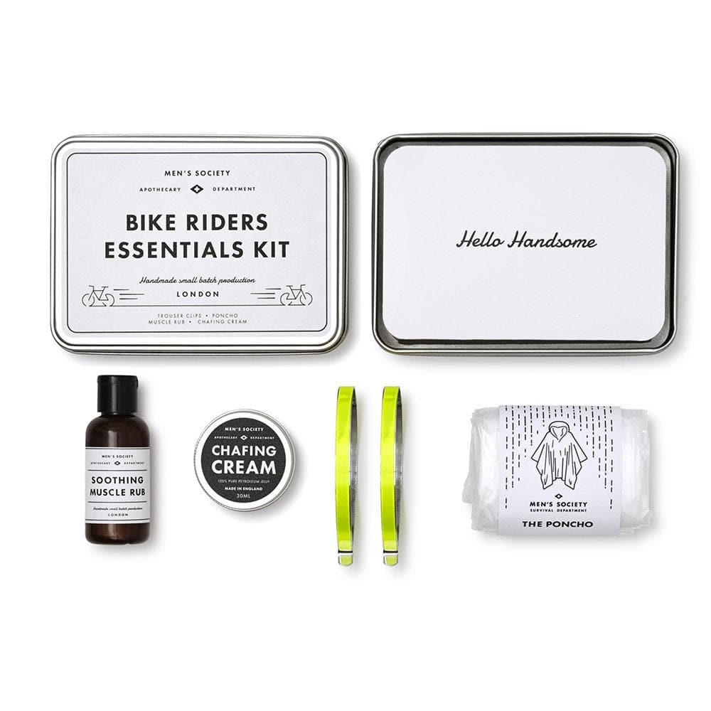 Bike Rider Essentials Kit