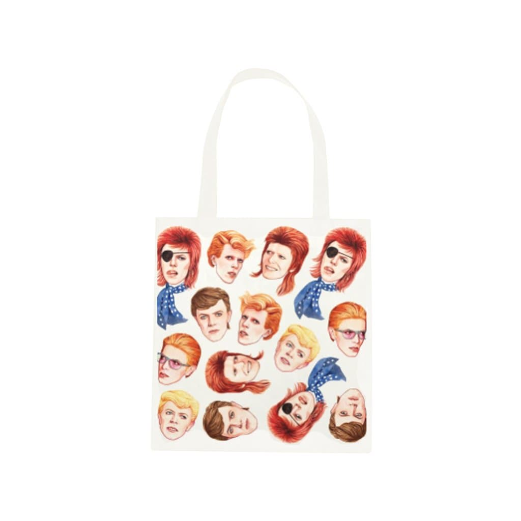 Fabulous Bowie Tote Bag Fashion - Tote Helen Green for We Built This City 1