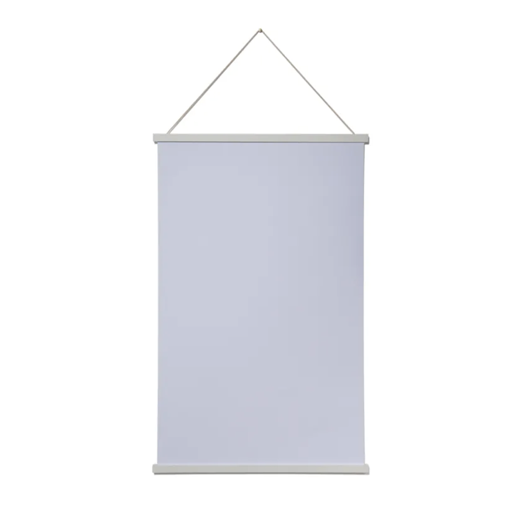 Medium Magnetic Frame (White)
