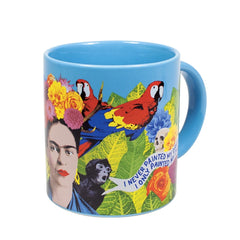 Frida Dreams Mug Ceramics - Drinking Vessels Unemployed Philosophers Guild for We Built This City 1