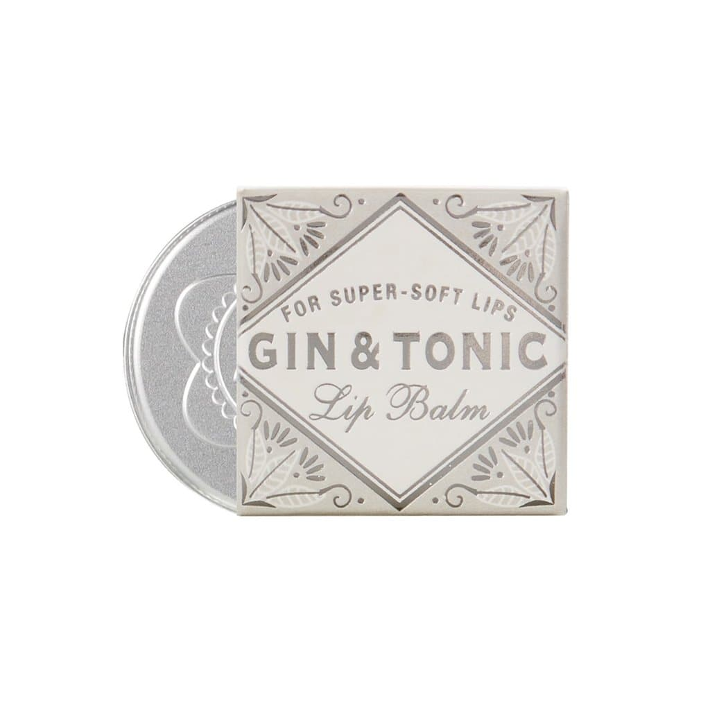 Gin and Tonic Lip Balm Bath & Beauty - Lip Balm The Bath House for We Built This City 1