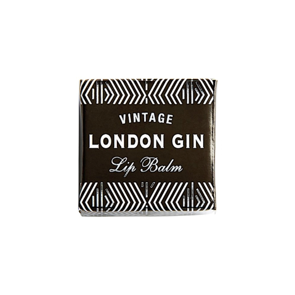 Vintage London Gin Lip Balm Bath & Beauty - Lip Balm The Bath House for We Built This City 1